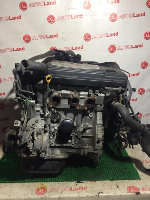 Двигатель Toyota Alphard MNH10 1MZ-FE