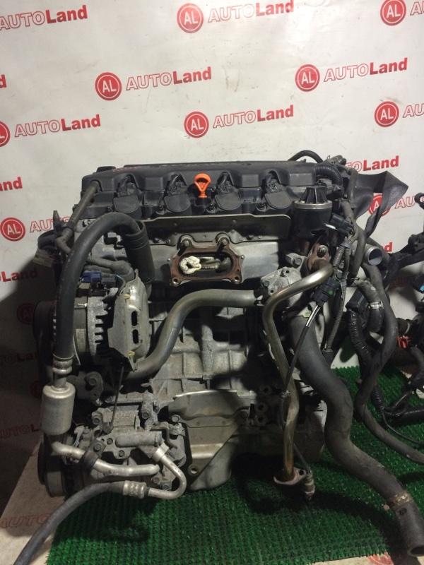 Двигатель Honda Stepwagon RK5 R20A