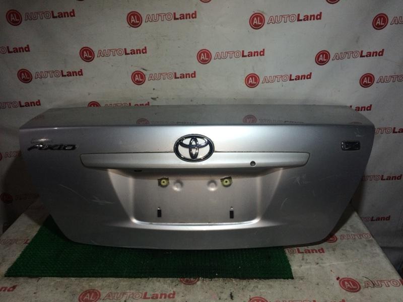 Крышка багажника Toyota Axio NZE141