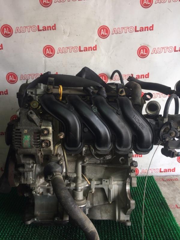 Двигатель Toyota Corolla NZE121 1NZ-FE