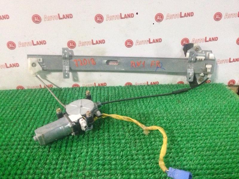 Стеклоподъемник Honda Stream RN1 передний правый
