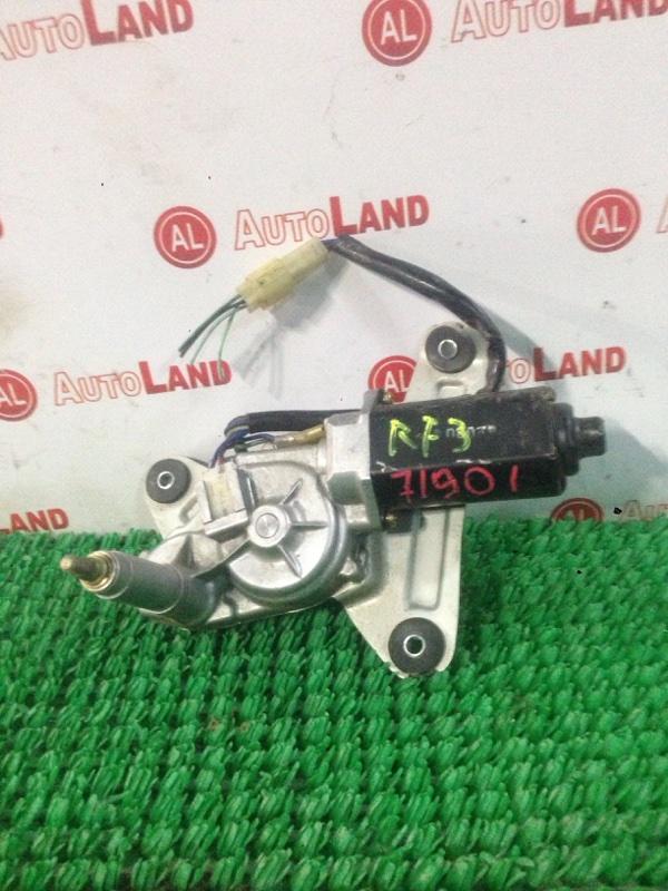 Мотор дворника Honda Stepwagon RF3 задний