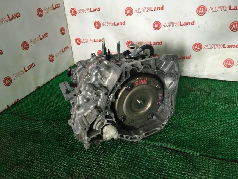 Акпп Nissan Juke YF15 HR15