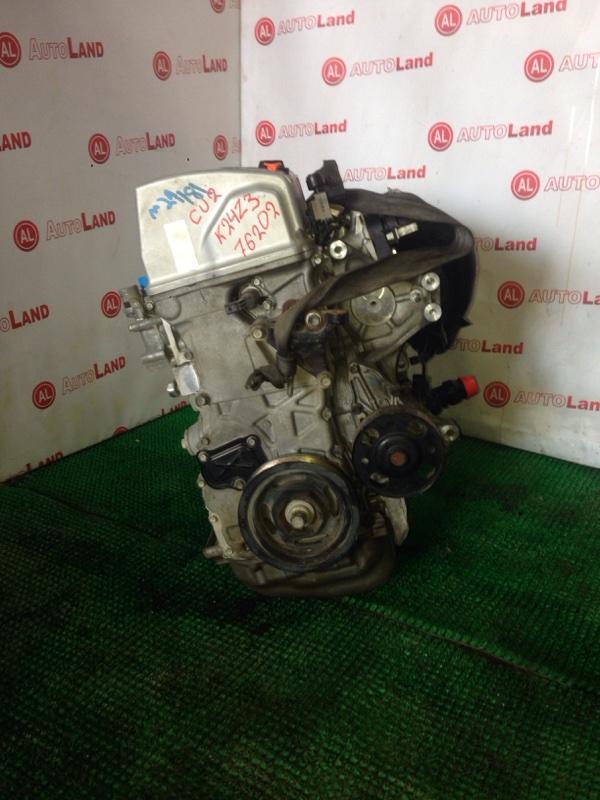 Двигатель Honda Accord CU2 K24Z3
