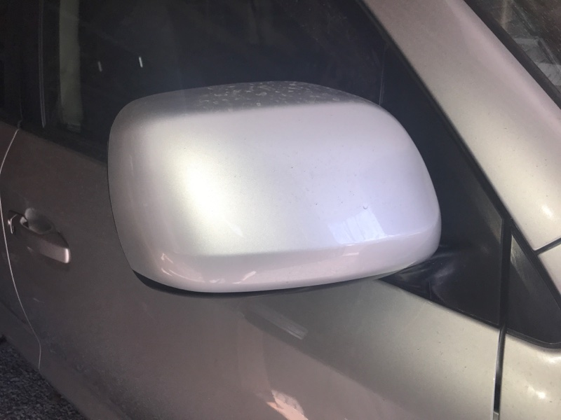 Зеркало Toyota Land Cruiser UZJ200 2UZ-FE 2008 правое (б/у)