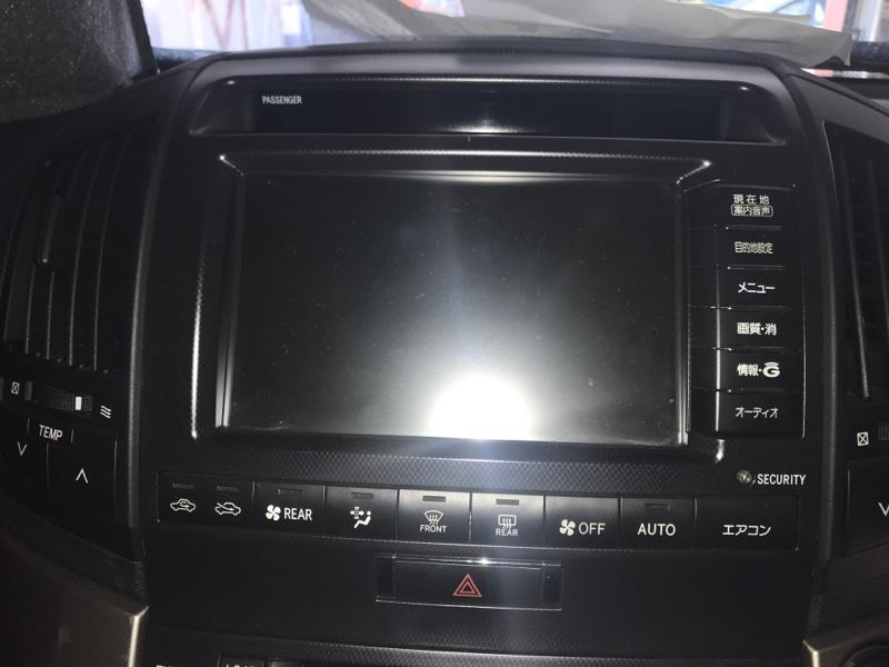 Дисплей Toyota Land Cruiser UZJ200 2UZ-FE 2008 (б/у)