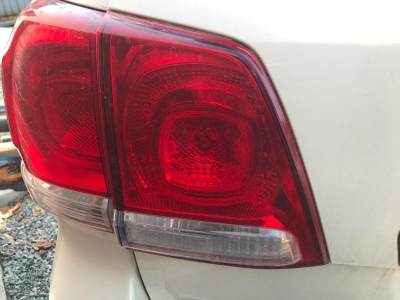 Стоп-вставка Toyota Land Cruiser UZJ200 2UZ-FE 2008 левая (б/у)