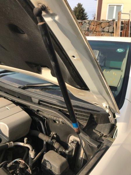 Амортизатор капота Toyota Land Cruiser UZJ200 2UZ-FE 2008 левый (б/у)