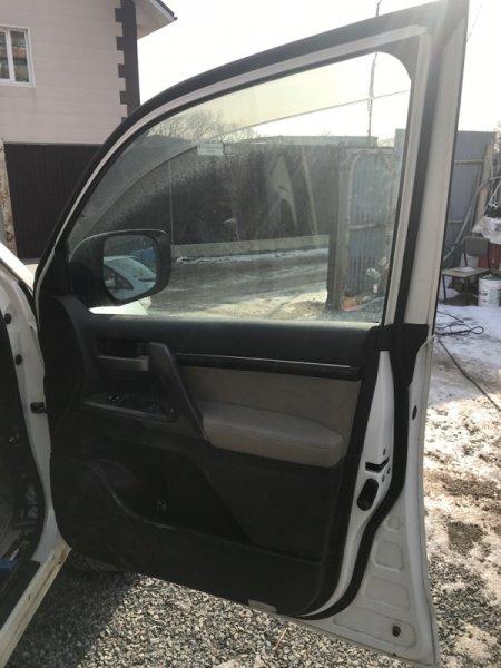 Ручка двери внутренняя Toyota Land Cruiser UZJ200 2UZ-FE 2008 передняя правая (б/у)