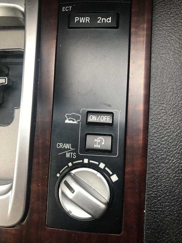 Блок управления акпп Toyota Land Cruiser VDJ200 1VD-FTV 2014 (б/у)