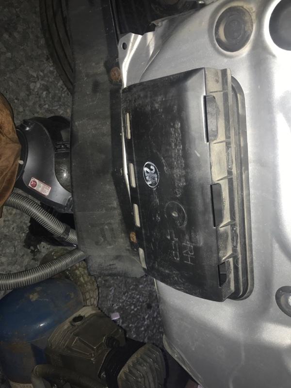 Клапан вентиляции Toyota Land Cruiser UZJ200 2UZ-FE 2008 правый (б/у)