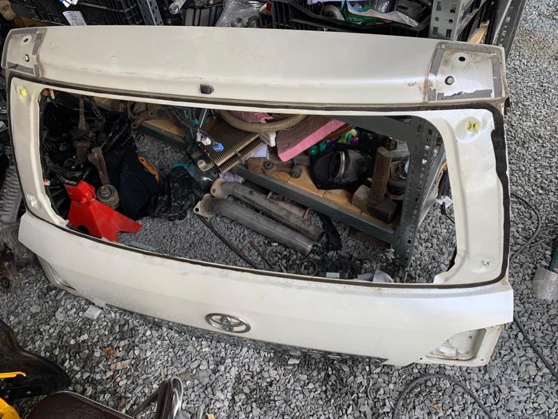 Дверь 5-я Toyota Land Cruiser UZJ200 2UZ-FE 2008 (б/у)