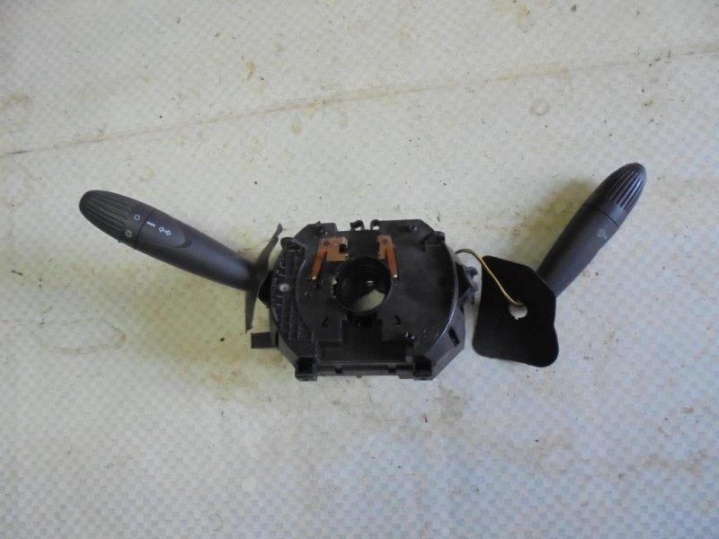 Переключатель подрулевой в сборе Fiat Albea 178 350A1000 2008 (б/у)
