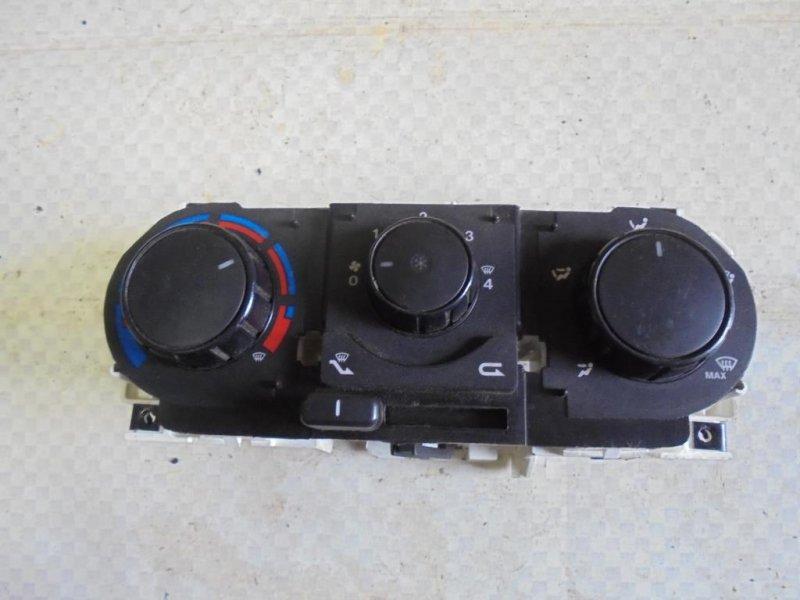 Блок управления отопителем Fiat Albea 178 350A1000 2008 (б/у)