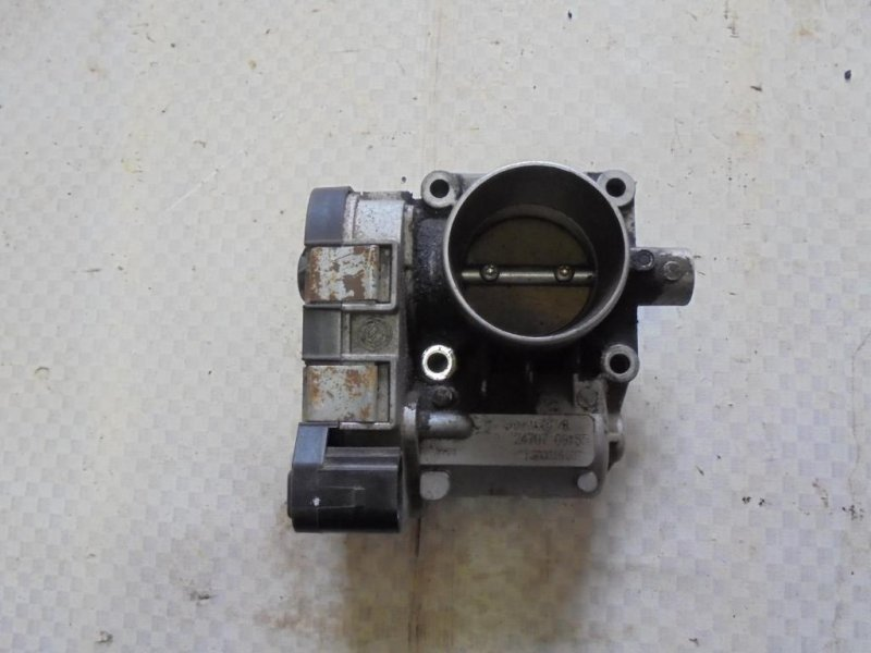 Дроссельная заслонка Fiat Albea 178 350A1000 2008 (б/у)