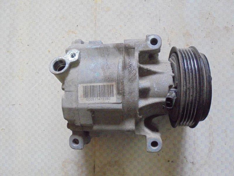 Компрессор кондиционера Fiat Albea 178 350A1000 2008 (б/у)