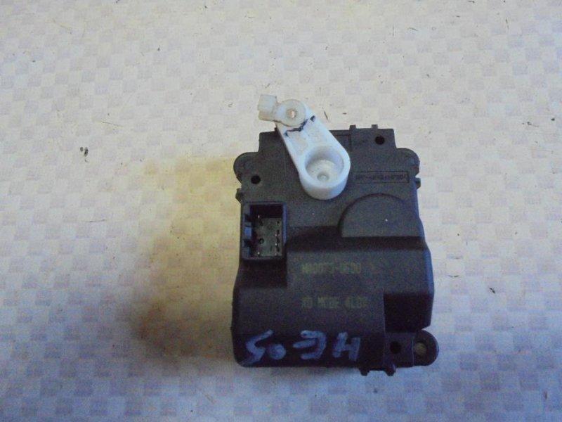 Мотор заслонки отопителя Hyundai Elantra XD G4ED 2004 (б/у)