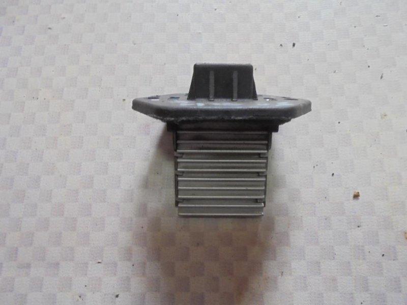 Резистор отопителя Hyundai Elantra XD G4ED 2004 (б/у)