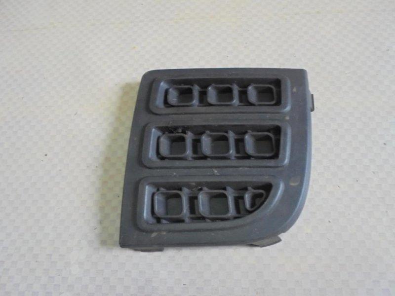Решетка в бампер Ford Fusion CBK FXJA 2007 левая (б/у)
