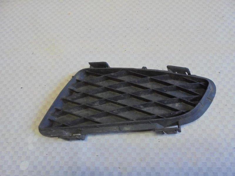 Решетка в бампер Mazda Mazda6 GG L8 2002 левая (б/у)