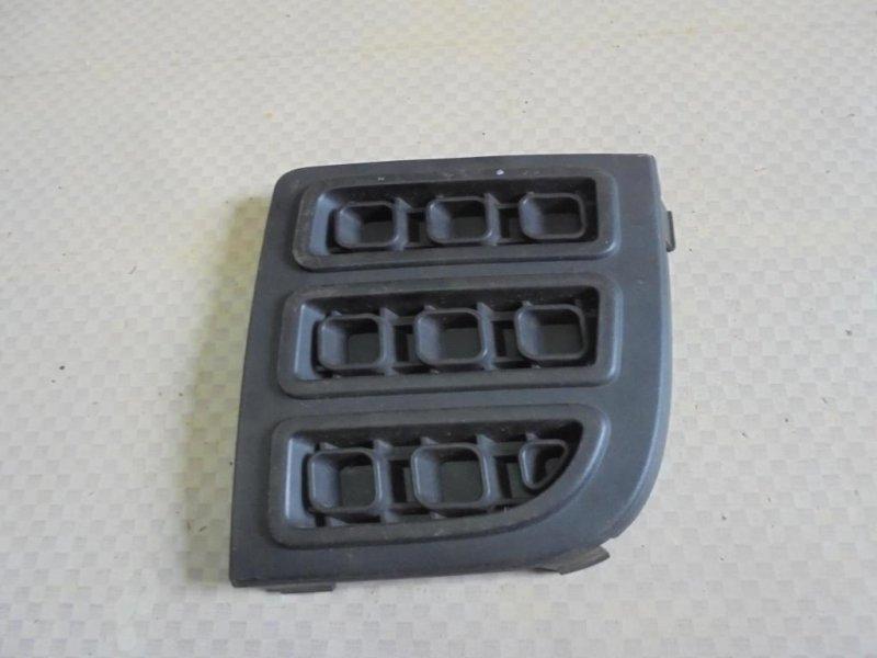 Решетка в бампер Ford Fusion CBK FXJA 2006 левая (б/у)