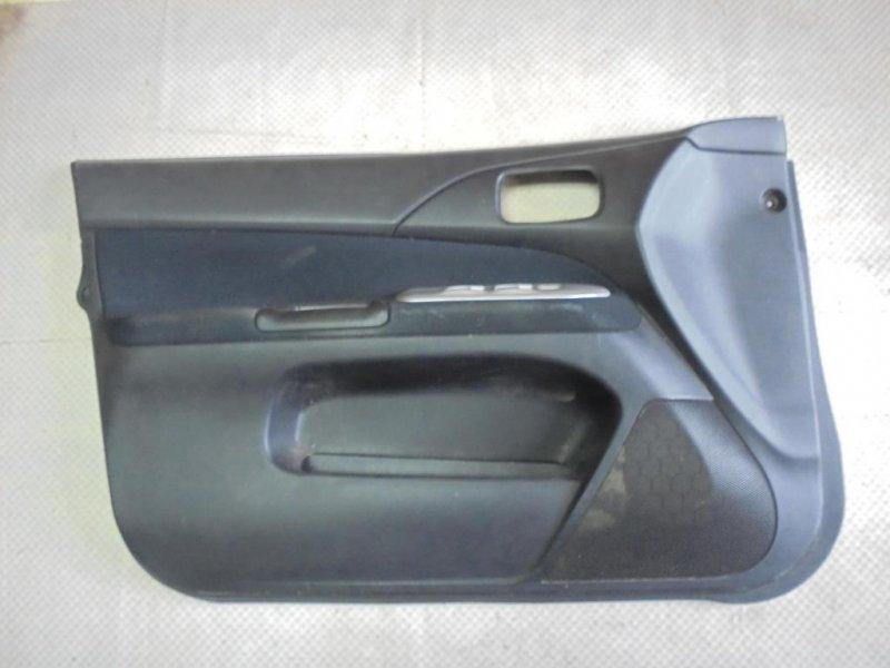 Обшивка двери Mitsubishi Lancer CS9W 4G63 2002 передняя левая (б/у)
