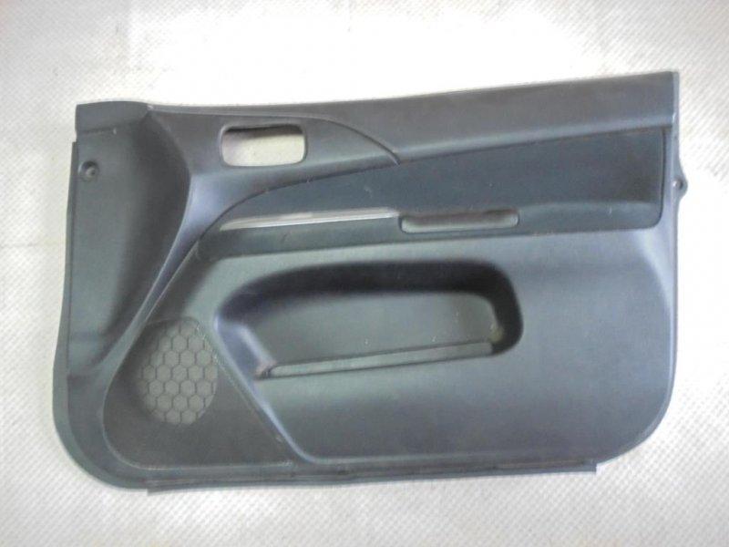 Обшивка двери Mitsubishi Lancer CS9W 4G63 2002 передняя правая (б/у)