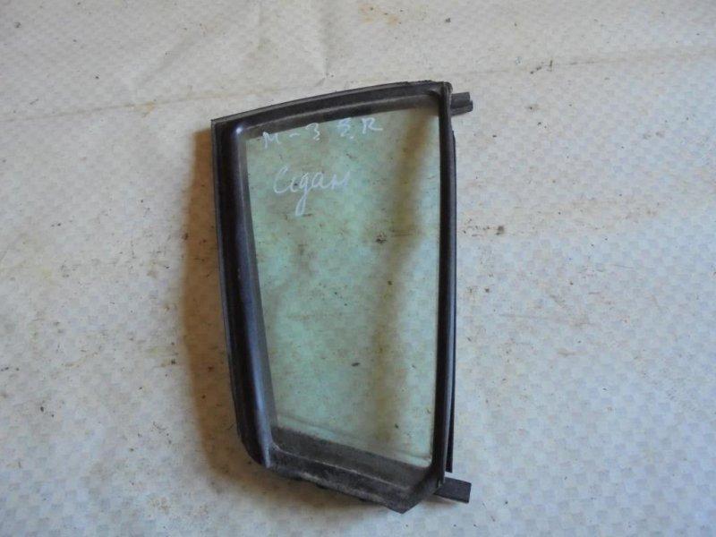 Стекло двери Mazda Mazda3 BK LF17 2005 заднее правое (б/у)