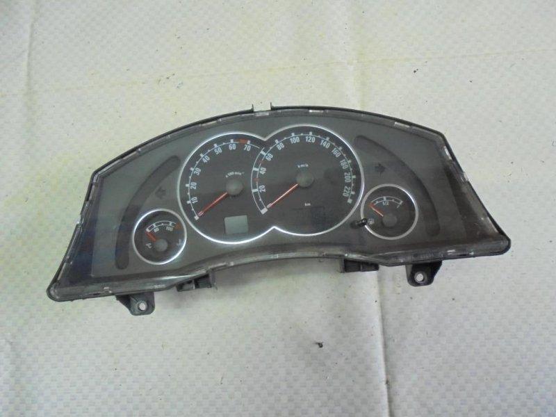 Панель приборов Opel Meriva A Z16XEP 2008 (б/у)