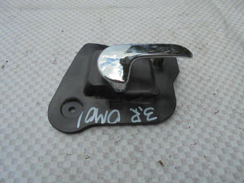 Ручка двери внутренняя Opel Meriva A Z16XEP 2008 задняя правая (б/у)
