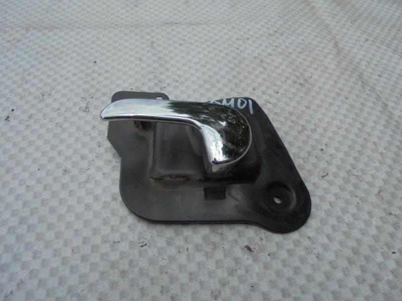 Ручка двери внутренняя Opel Meriva A Z16XEP 2008 задняя левая (б/у)