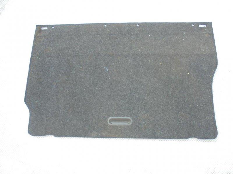 Пол багажника Opel Meriva A Z16XEP 2008 (б/у)