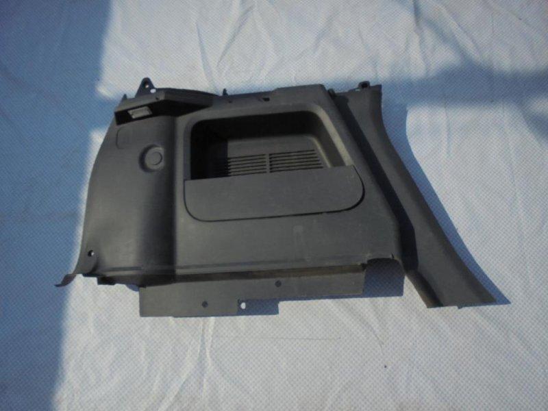 Обшивка багажника боковая Opel Meriva A Z16XEP 2008 левая (б/у)