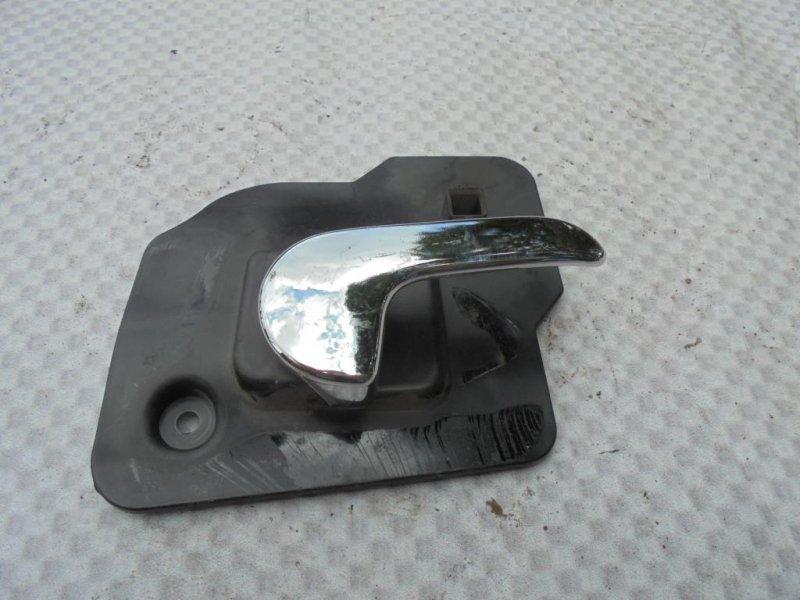 Ручка двери внутренняя Opel Meriva A Z16XEP 2008 передняя правая (б/у)