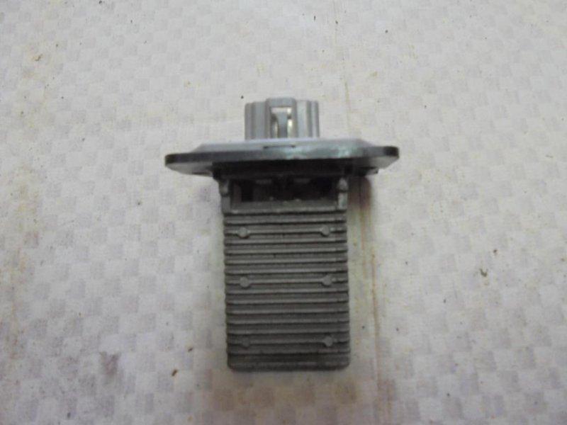 Резистор отопителя Hyundai Elantra XD G4GC 2000 (б/у)