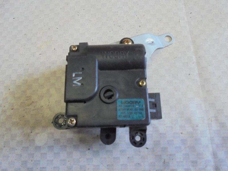 Мотор заслонки отопителя Hyundai Elantra XD G4GC 2000 (б/у)