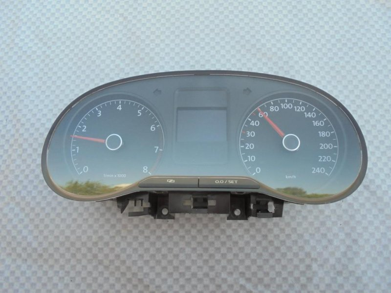 Панель приборов Volkswagen Polo 612 CFN 2013 (б/у)