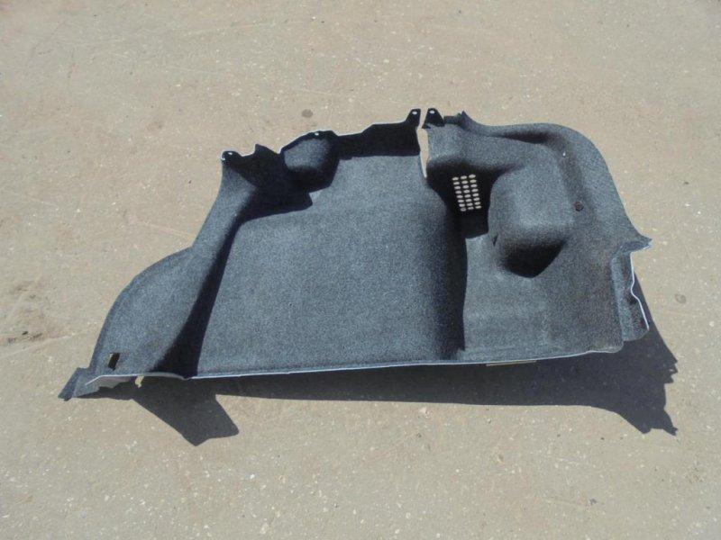 Обшивка багажника боковая Volkswagen Polo 612 CFN 2013 правая (б/у)