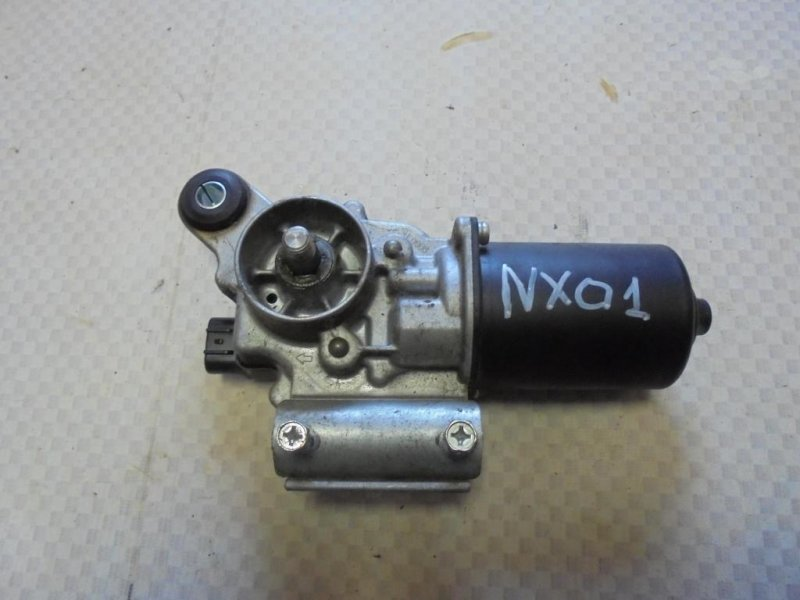Мотор стеклоочистителя Nissan X-Trail T31 MR20DE 2011 передний (б/у)