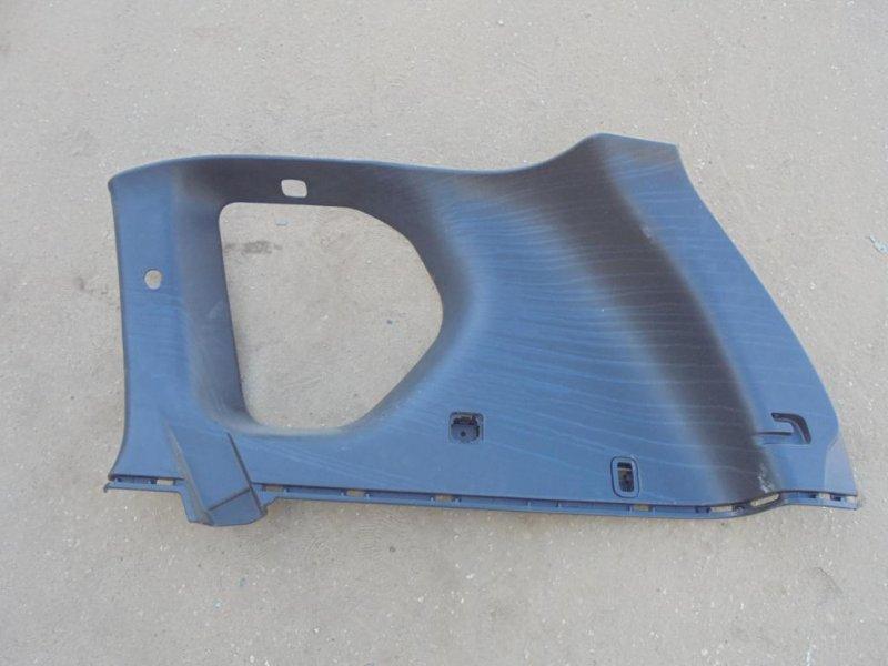 Обшивка багажника боковая Nissan X-Trail T31 MR20DE 2011 правая верхняя (б/у)