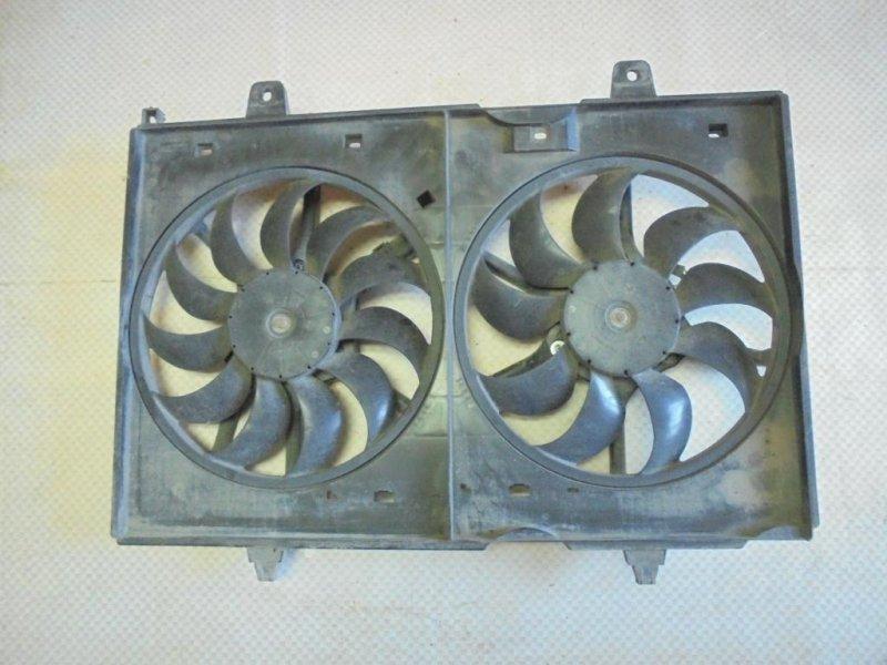 Вентилятор радиатора Nissan X-Trail T31 MR20DE 2011 (б/у)