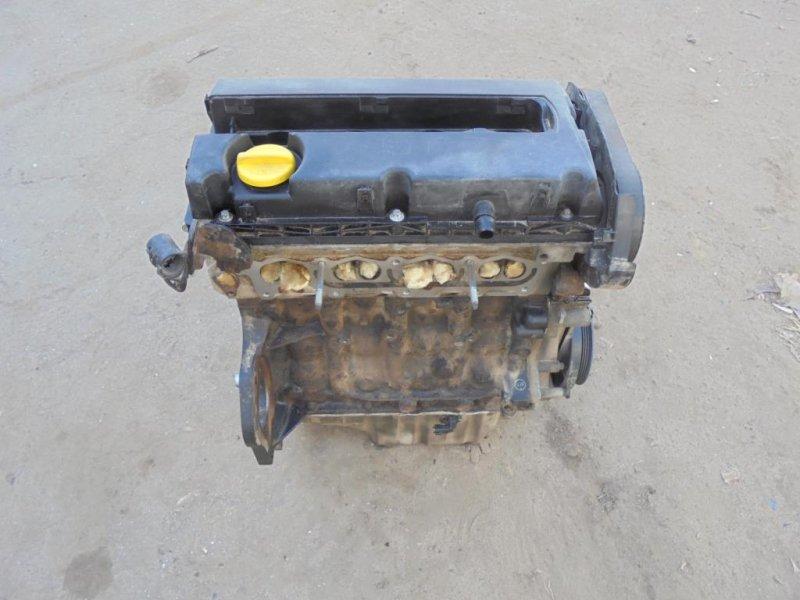 Двигатель (двс) Opel Meriva A Z16XEP 2008 (б/у)