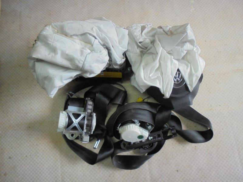 Подушка безопасности Volkswagen Jetta 162 CLR 2012 (б/у)