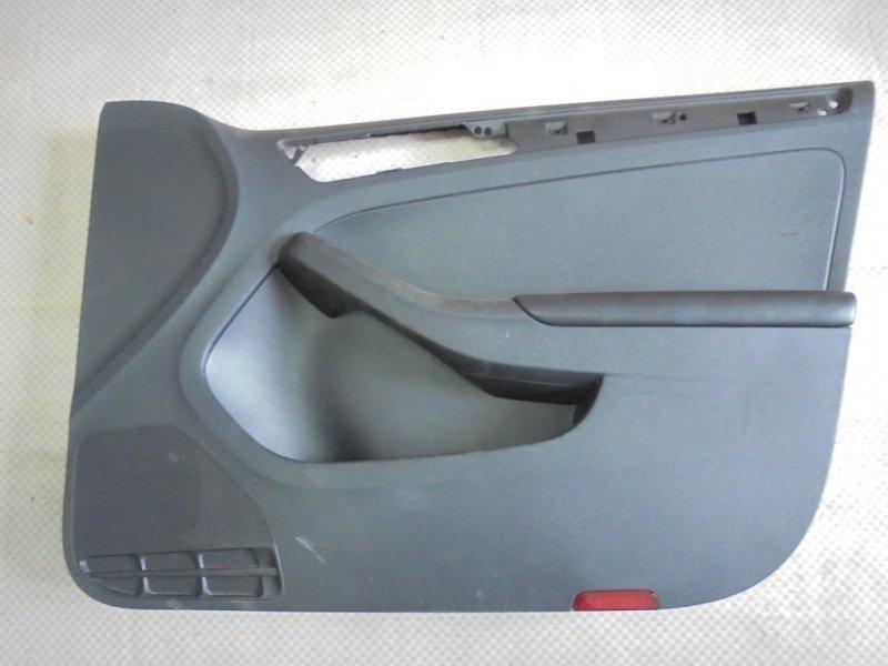Обшивка двери Volkswagen Jetta 162 CLR 2012 передняя правая (б/у)