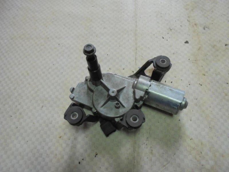 Мотор стеклоочистителя Renault Megane BM K4M812 2007 задний (б/у)