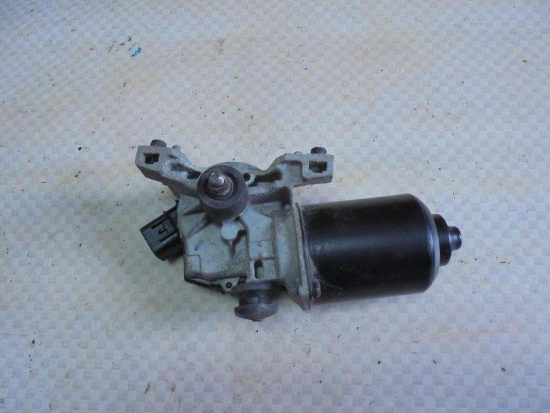 Мотор стеклоочистителя Kia Cerato LD G4ED 2006 передний (б/у)