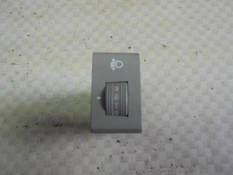 Кнопка корректора фар Kia Cerato LD G4ED 2006 (б/у)
