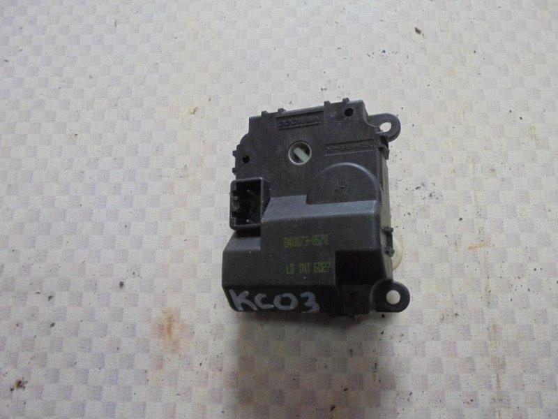 Мотор заслонки отопителя Kia Cerato LD G4ED 2006 (б/у)