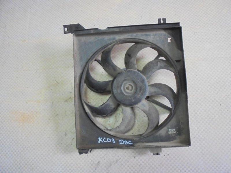 Вентилятор радиатора Kia Cerato LD G4ED 2006 (б/у)