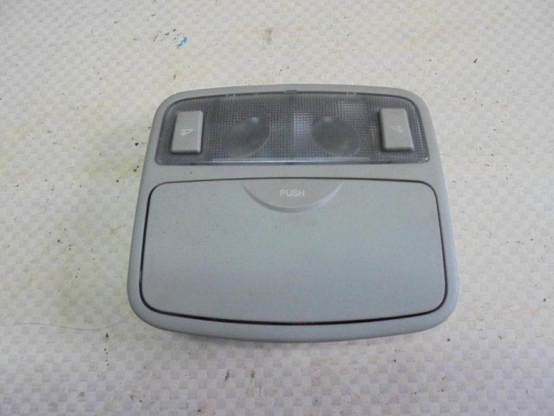Плафон салонный Kia Cerato LD G4ED 2006 передний (б/у)